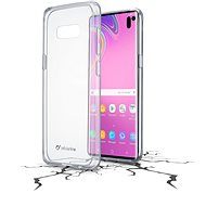 Cellularline CLEAR DUO for Samsung Galaxy S10e - Mobile Case