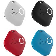 Bluetooth Chip Tracker FIXED Smile PRO 4-PACK black white blue red