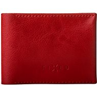 FIXED Smile Wallet with Smart Tracker FIXED Smile and Motion Sensor, Red - Wallet