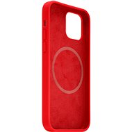 FIXED MagFlow with MagSafe Support for Apple iPhone 12/12 Pro Red - Mobile Case