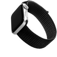 Watch Band FIXED Nylon Strap for Apple Watch 44mm/Watch 42mm Black