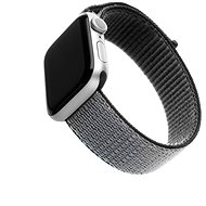 Watch Band FIXED Nylon Strap for Apple Watch 44mm / Watch 42mm Grey
