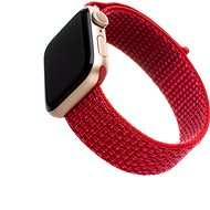 FIXED Nylon Strap for Apple Watch 44mm / Watch 42mm Red