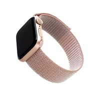 FIXED Nylon Strap for Apple Watch 44mm / Watch 42mm Rose Gold - Watch band