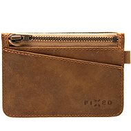 FIXED Smile Coins with Smart Tracker FIXED Smile Motion, Brown - Wallet
