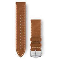 Garmin Quick Release (20mm) Tan - Silver - Watch band