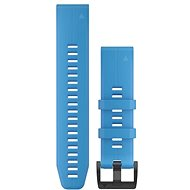 Garmin QuickFit 22 Silicone Blue - Watch band