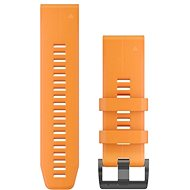 Garmin QuickFit 26, Silicone, Orange - Watch band