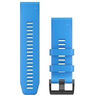 Garmin QuickFit 26, Silicone, Blue - Watch band