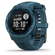 Garmin Instinct Blue - Smartwatch