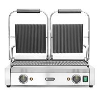 HENDI Contact Grill, Double 263709 - Electric Grill