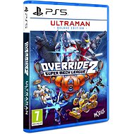 Override 2: Super Mech League - Ultraman Deluxe Edition - PS5 - Console Game