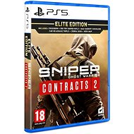 Hra na konzoli Sniper: Ghost Warrior Contracts 2 - Elite Edition - PS5