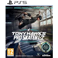 Tony Hawks Pro Skater 1 + 2 - PS5 - Console Game