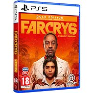 Far Cry 6: Gold Edition - PS5 - Console Game