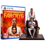 Far Cry 6: Gold Edition + Antón and Diego Figures - PS5 - Console Game