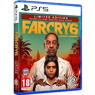 Far Cry 6: Limited Edition - PS5 - Console Game