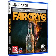 Far Cry 6: Ultimate Edition - PS5 - Console Game