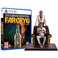 Far Cry 6: Ultimate Edition + Antón and Diego Figures - PS5 - Console Game