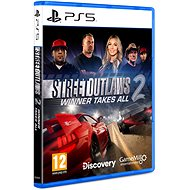 Street Outlaws 2: Winner Takes All - PS5 - Console Game