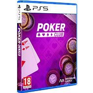 Poker Club - PS5 - Console Game