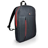 "PORT DESIGNS PORTLAND BP 15.6"" Black - Laptop Backpack"