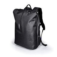 "PORT DESIGNS NEW YORK BACKPACK  for 15.6"" Laptop and 10.1"" Tablet, Grey"