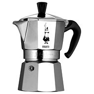 Bialetti Moka Express Espresso maker for 2 cups - Moka Pot