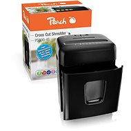 PEACH Cross Cut PS500-46 - Paper Shredder