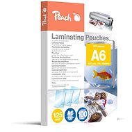 Peach PP525-04 A6/250 Glossy - Pack of 100 - Laminating Film