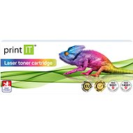 PRINT IT CRG-718C Cyan for Canon Printers - Toner Cartridge