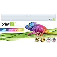 PRINT IT CRG-725BK Black for Canon Printers - Compatible Toner Cartridge