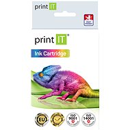 PRINT IT CH563EE No. 301 XL Black for HP Printers - Alternative Ink