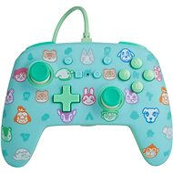 PowerA Enhanced Wired Controller - Animal Crossing - Nintendo Switch