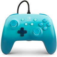 PowerA Enhanced Wired Controller - Aquatic Fantasy - Nintendo Switch