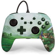PowerA Enhanced Wired Controller - Link Hyrule - Nintendo Switch