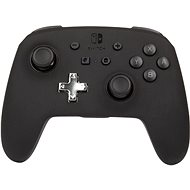 PowerA Enhanced Wireless Controller - Black - Nintendo Switch - Gamepad