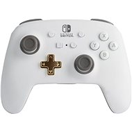 PowerA Enhanced Wireless Controller - White - Nintendo Switch