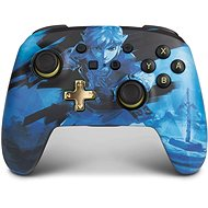 PowerA Enhanced Wireless Controller - Link Blue - Nintendo Switch