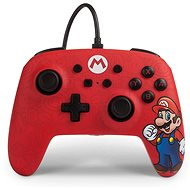PowerA Enhanced Wired Controller - Iconic Mario - Nintendo Switch