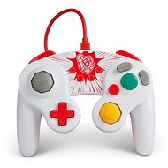 PowerA GameCube Wired Controller - Mario - Nintendo Switch