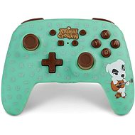 PowerA Enhanced Wireless Controller - Animal Crossing - Nintendo Switch