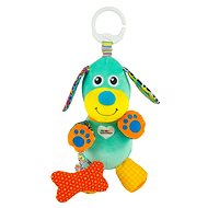 Lamaze P & G Pupsqueak Toy Barking puppy - Cot Toy