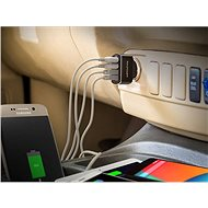 RAVpower RP- VC003 Quick Charge 3.0 4-Port Car Charger - Car Charger