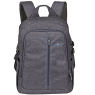 "RIVA CASE 7560 15,6"", Grey - Laptop Backpack"
