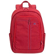 "RIVA CASE 7560 15,6"", Red - Laptop Backpack"