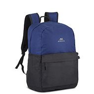 "RIVA CASE 5560 15.6"" Black/Blue - Laptop Backpack"