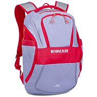 "RIVA CASE 5225 15.6"" Grey/Red"