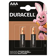 Duracell Basic AAA 2pcs - Disposable batteries