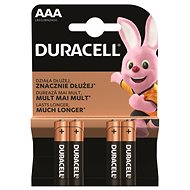 Duracell Basic AAA 4pcs - Disposable batteries